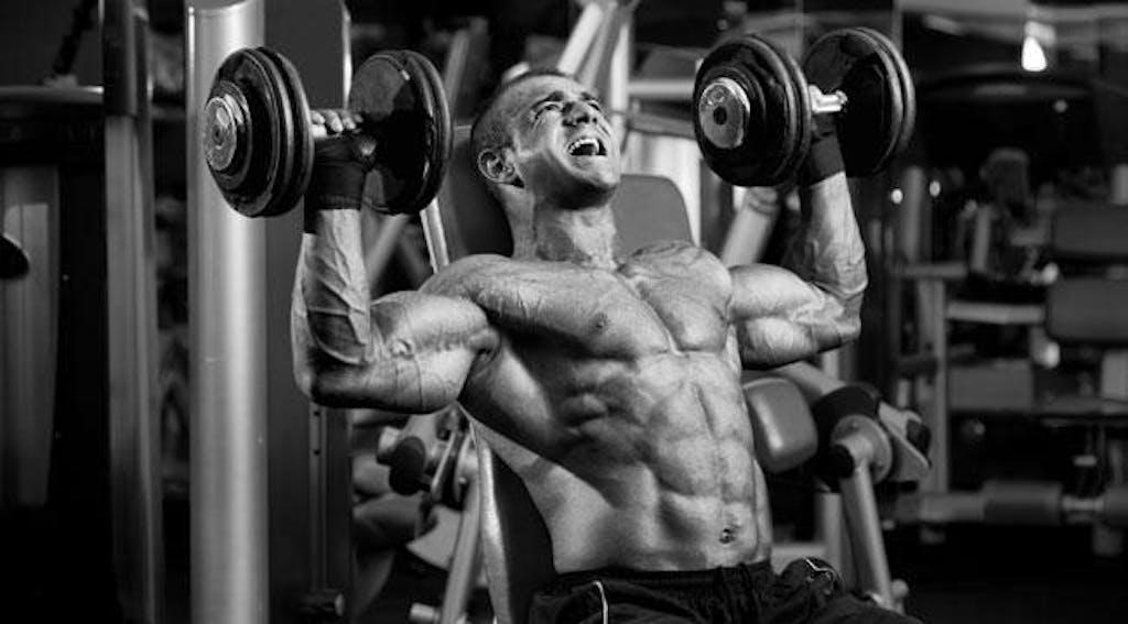 allenamento spalle