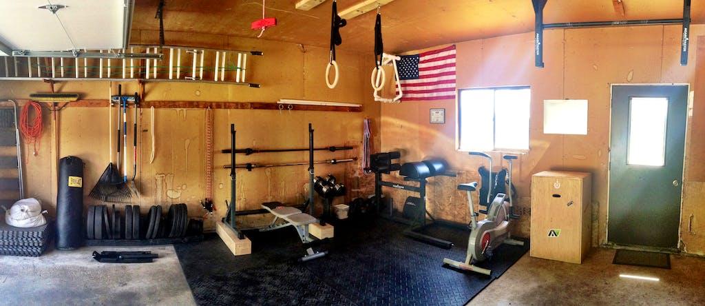 attrezzi home gym