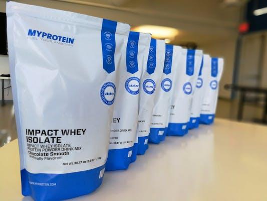 proteine myprotein