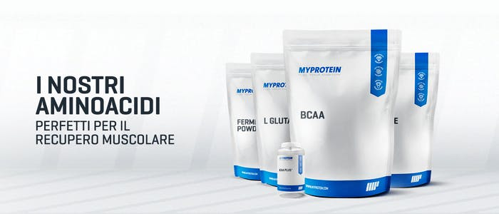 aminoacidi myprotein